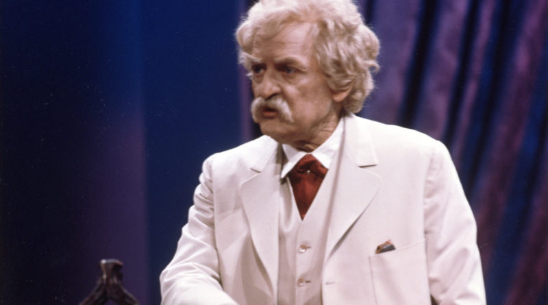 Mark Twain photo