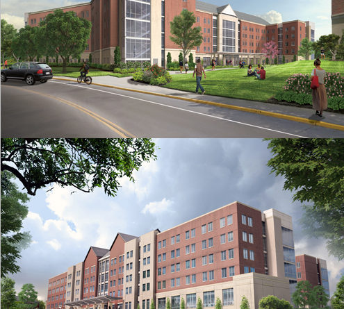 EKU New Residences