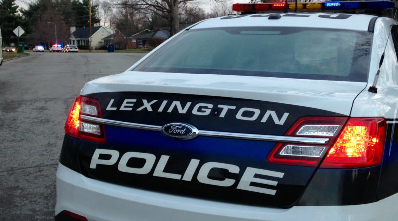 lexington police