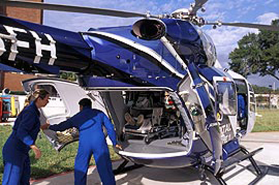 EC145  EMS, FLORIDA, HOSPITAL, USA